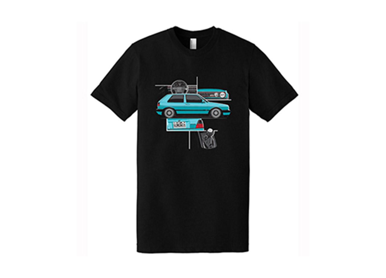 VW MK2 T-Shirt