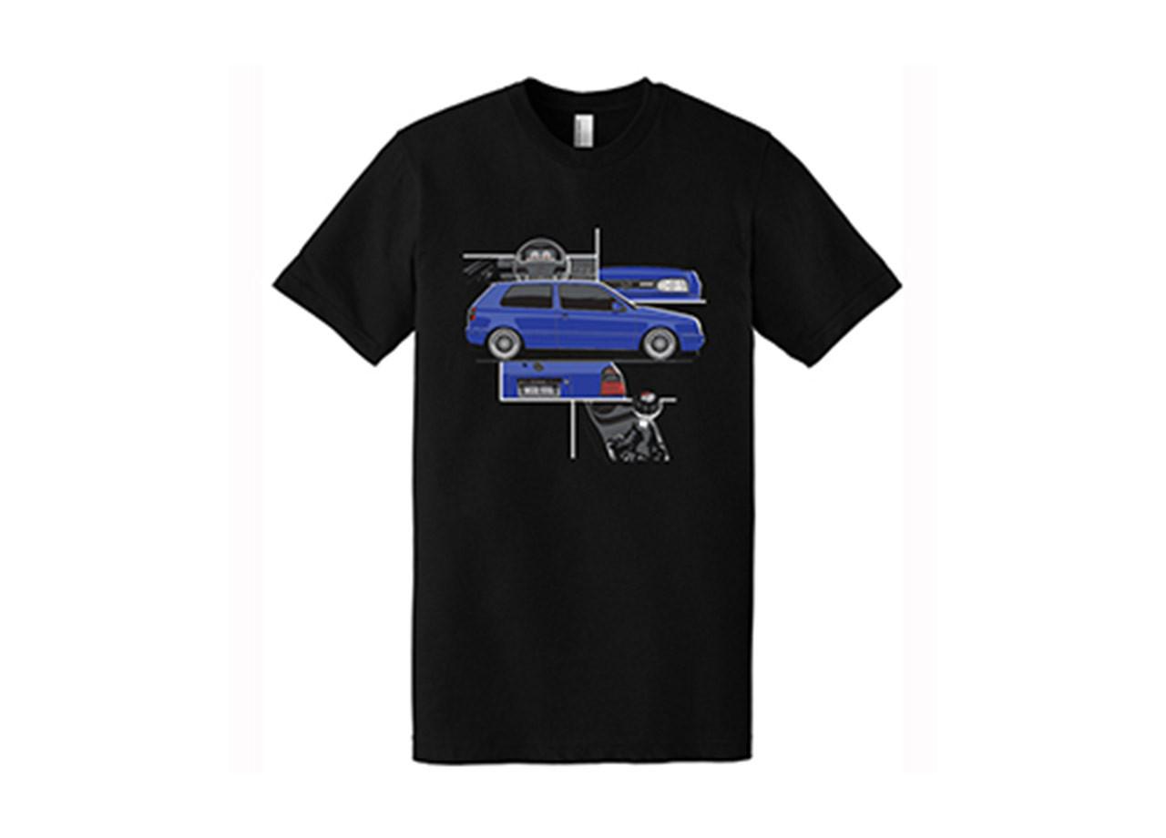 VW MK3 T-Shirt