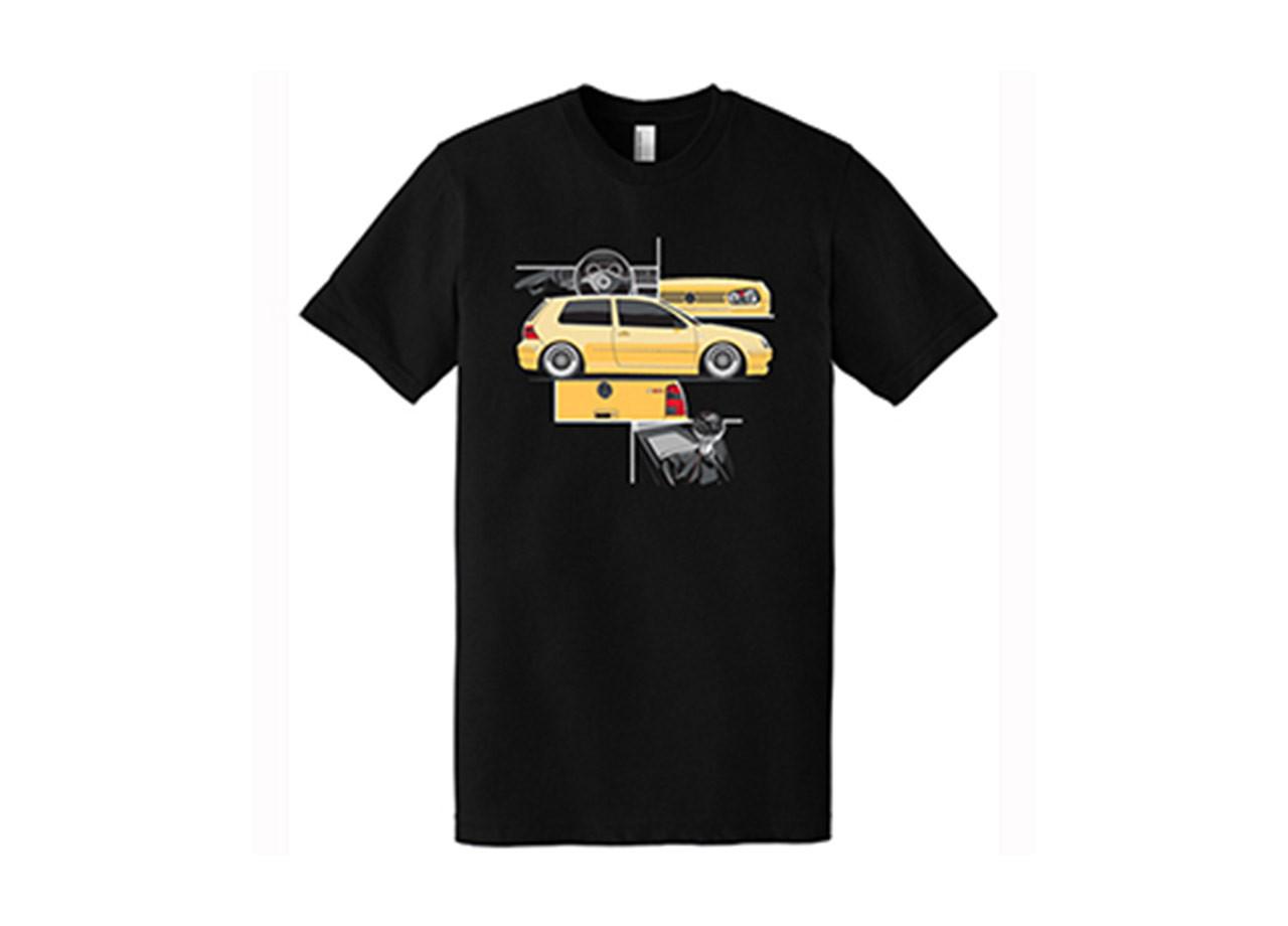 VW MK4 T-Shirt