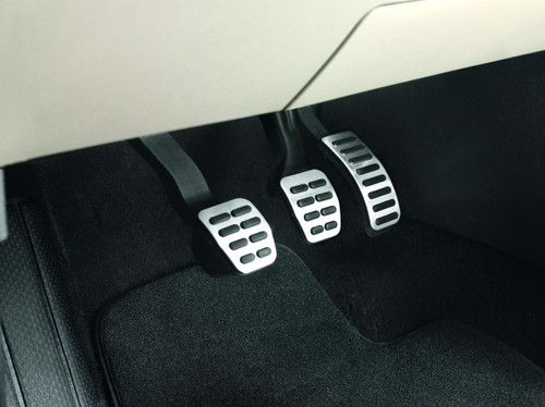 2006-2010 VW Beetle Sport Pedal Covers