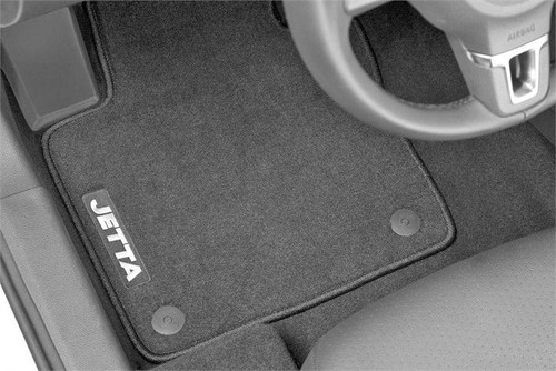 2011-2018 VW Jetta Floor Mats - Carpet Floor Mats