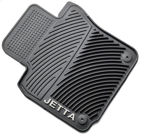 2005-2010 VW Jetta Rubber Floor Mats