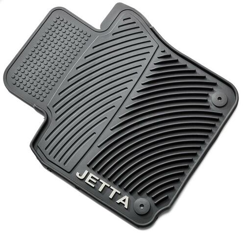 2005.5-2010 VW Jetta Rubber Floor Mats