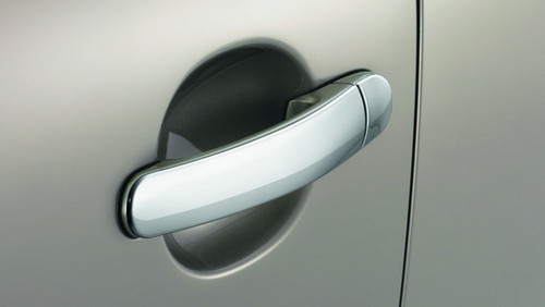 VW Tiguan Chrome Door Handles