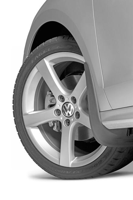 VW Jetta Mud Guards