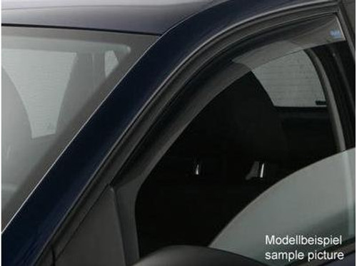 VW Golf Rain Guards