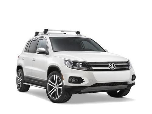 2009-2017 VW Tiguan Roof Rack Bars