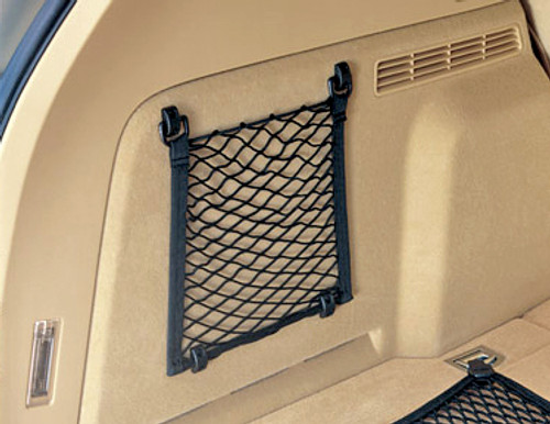 2008-2010 VW Touareg Side Cargo Net