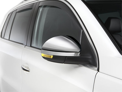 VW Tiguan Chrome Mirror Covers