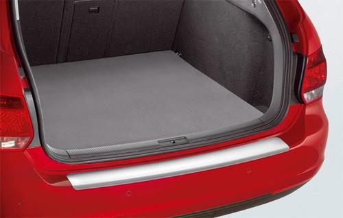 VW Jetta Sportwagen Alloy Rear Bumper Protector