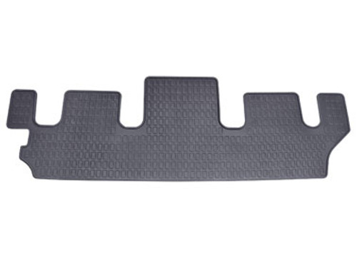 VW Routan Rubber Floor Mats - 3rd Row