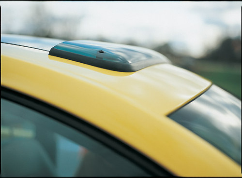 VW Beetle Sunroof Deflector