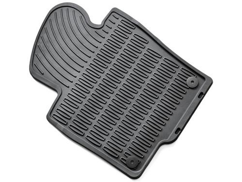 VW CC Rubber Floor Mats