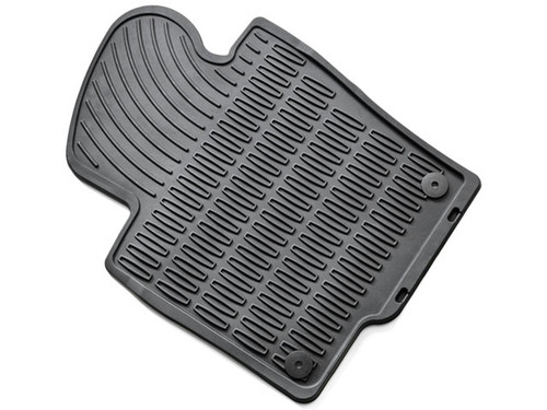 2009-2017 VW CC Rubber Floor Mats