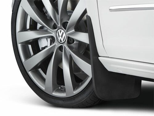 2009-2012 VW CC Mud Guards