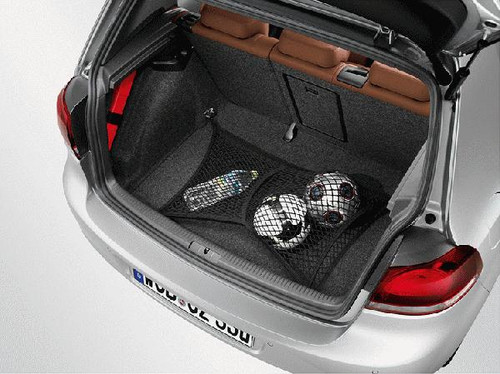 VW Golf Cargo Net
