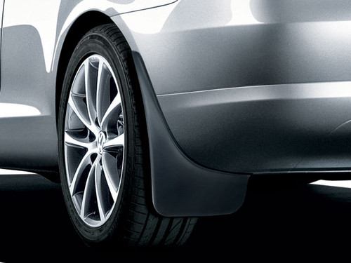 VW Eos Mud Guards