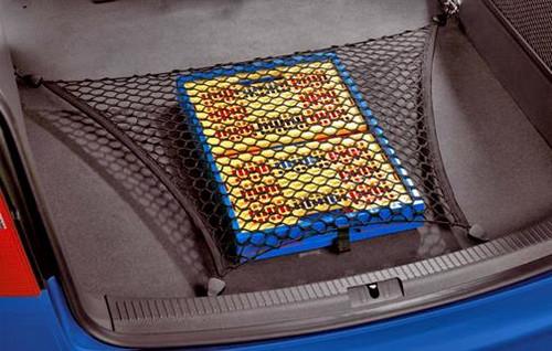 VW Touareg Cargo Net