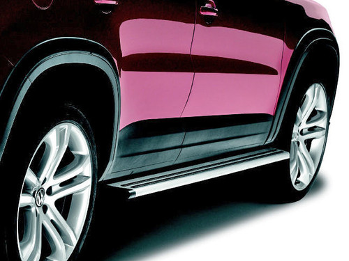 VW Tiguan Running Boards