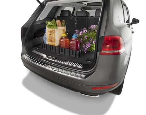 VW Touareg Cargo Mat