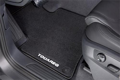 2011-2016 VW Touareg Floor Mats
