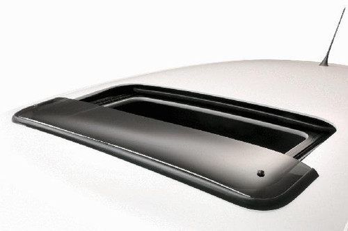 VW Rabbit Sunroof Deflector