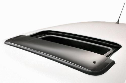 VW Rabbit Sunroof Deflector