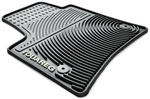 2011-2016 VW Touareg Rubber Floor Mats
