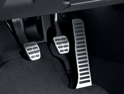 VW Rabbit Sport Pedals