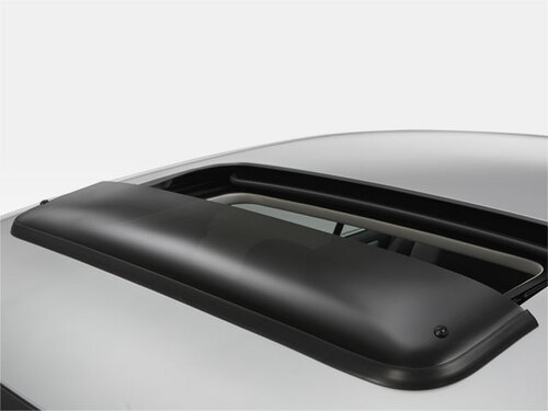 VW Jetta Sunroof Deflector