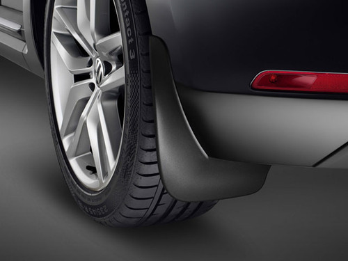 VW Beetle Mud Guards