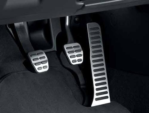 VW Golf Sport Pedals