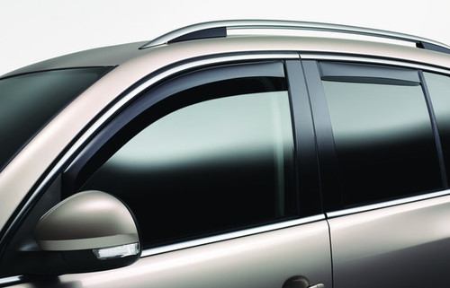 2009-2017 VW Tiguan Rain Guards