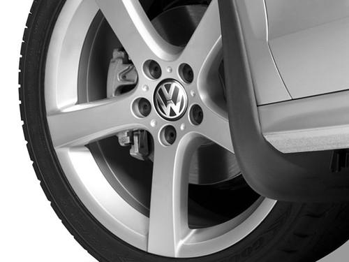 VW Golf GTI Mud Guards