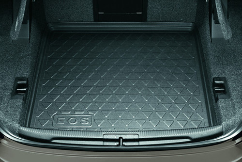 VW Eos Rubber Cargo Tray