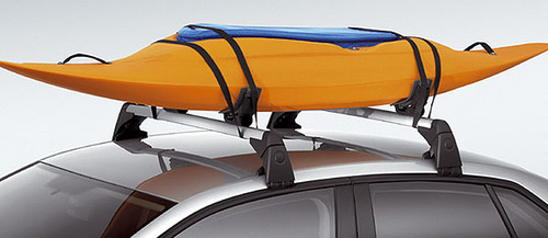 VW Roof Rack Kayak Carrier