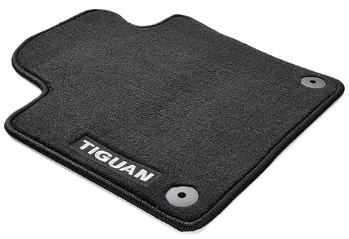 VW Tiguan Carpeted Floor Mats