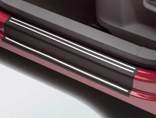 VW Tiguan Door Sill Film