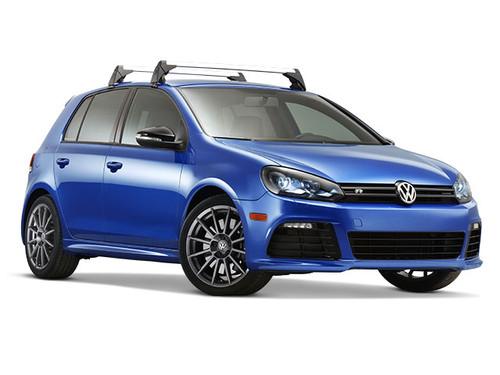 VW Golf GTI Roof Rack Bars