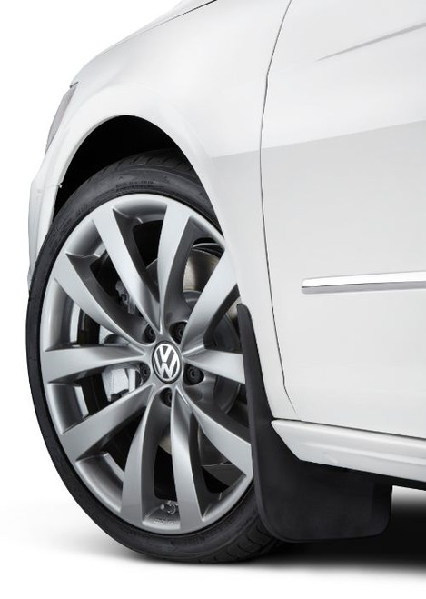 VW CC Mud Guards