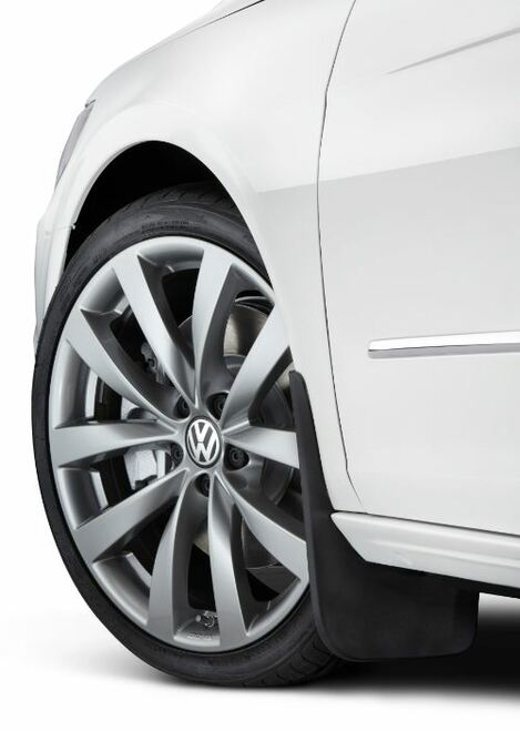 2013-2017 VW CC Mud Guards