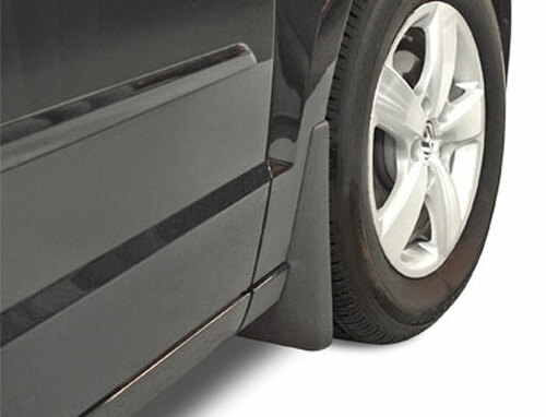 VW Routan Mud Guards