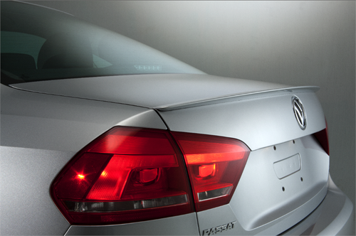 VW Passat Lip Spoiler