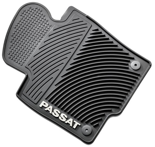 2012-2019 VW Passat Rubber Floor Mats