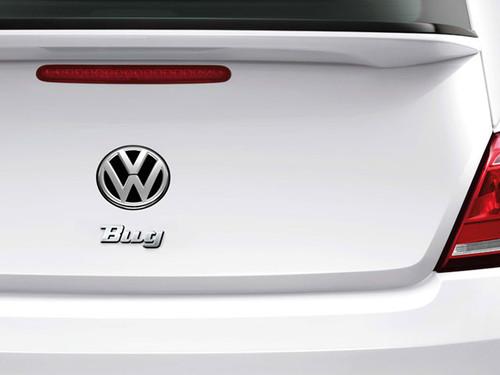 VW Beetle Decklid Nickname - Bug