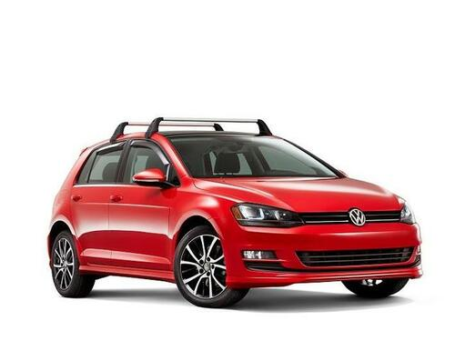 2015-2021 VW Golf Roof Rack Bars