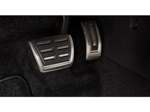 VW Golf GTI Pedals