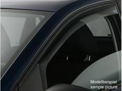 VW Golf GTI Rain Guards