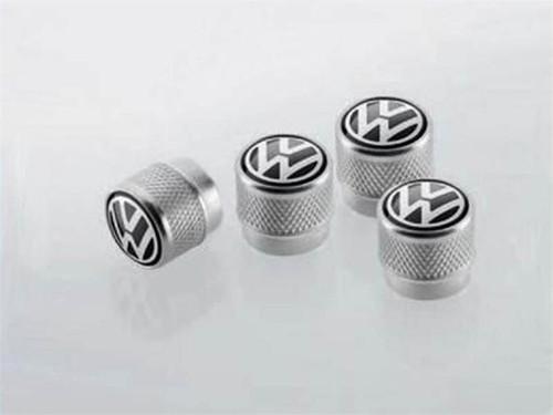 VW Aluminum Valve Stem Caps