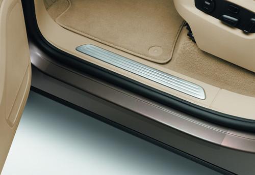 VW Touareg Door Sill Film